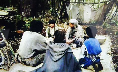 ヤシロ村の語り部
